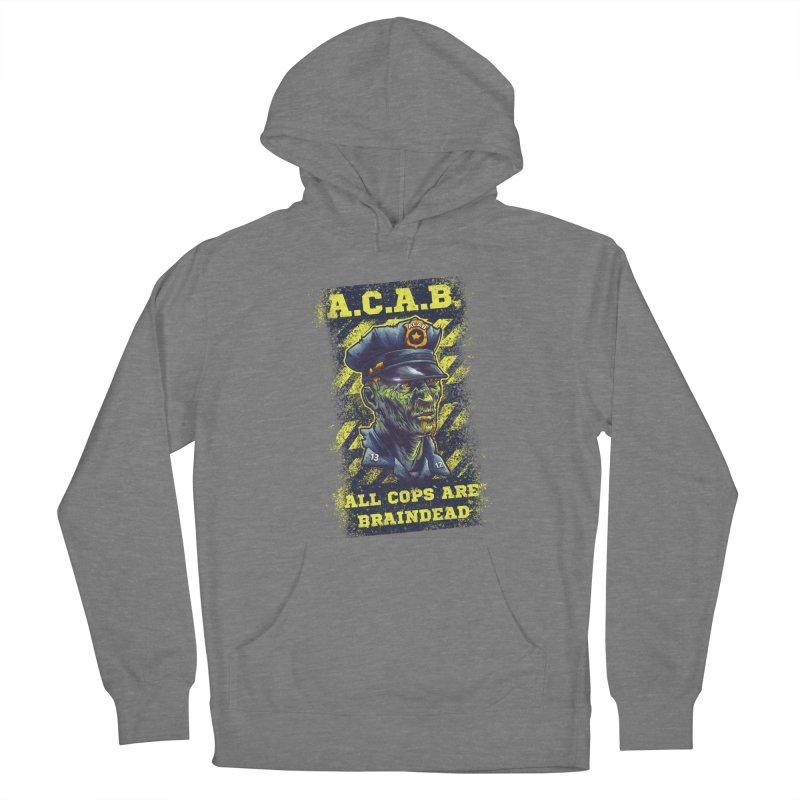 A.C.A.B. Women's Pullover Hoody by fishark's Artist Shop