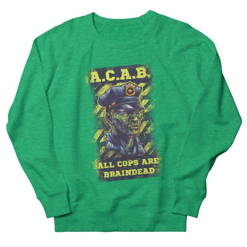 A.C.A.B. Women's Sweatshirt by fishark's Artist Shop