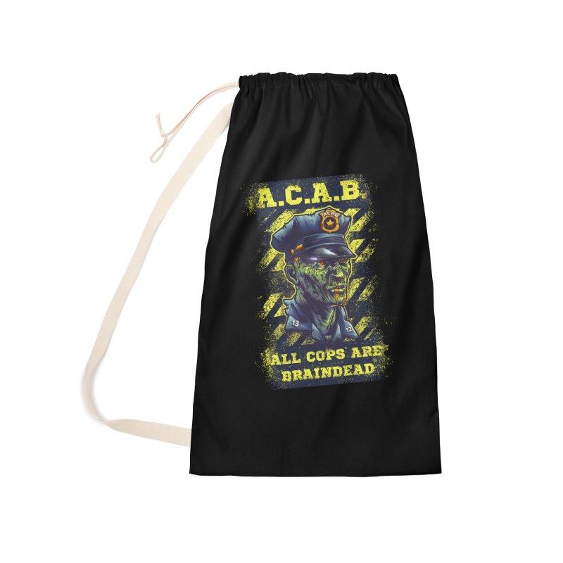 A.C.A.B. Accessories Bag by fishark's Artist Shop