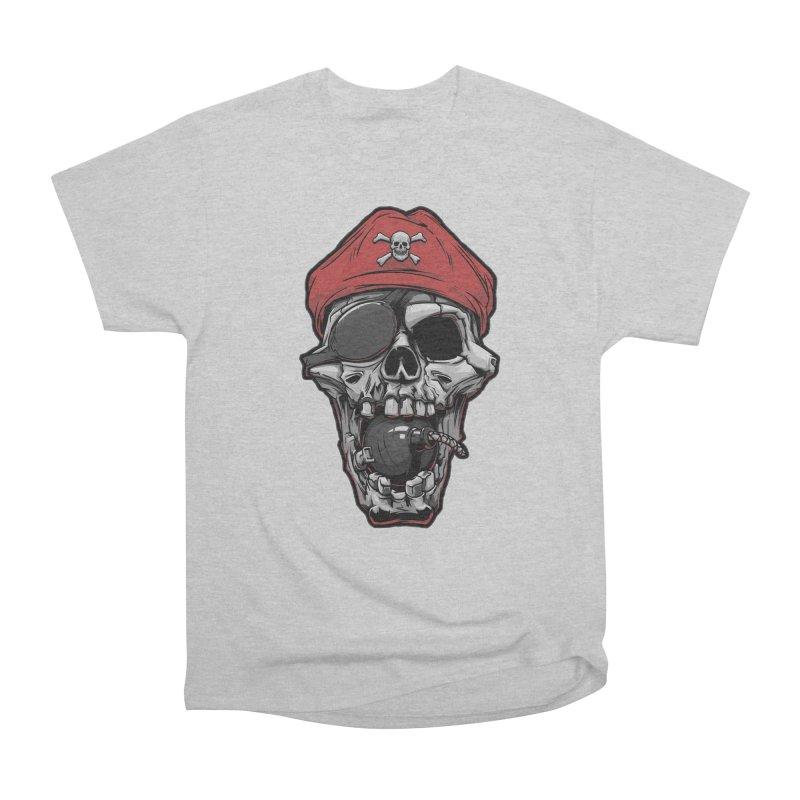 Skull pirate Men's Classic T-Shirt by fishark's Artist Shop