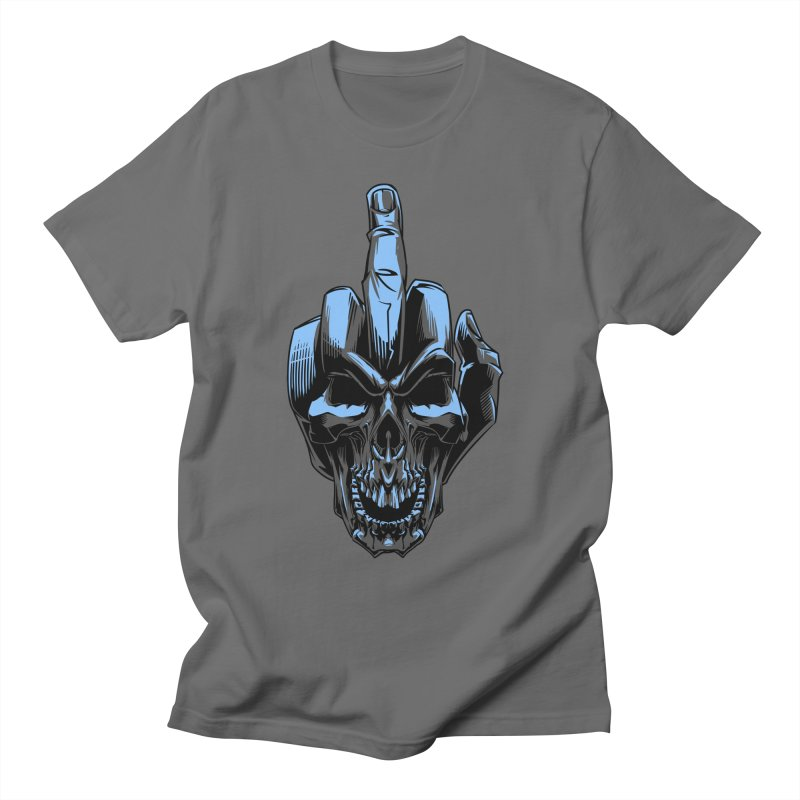 Skull Fuck Men's T-Shirt by fishark's Artist Shop