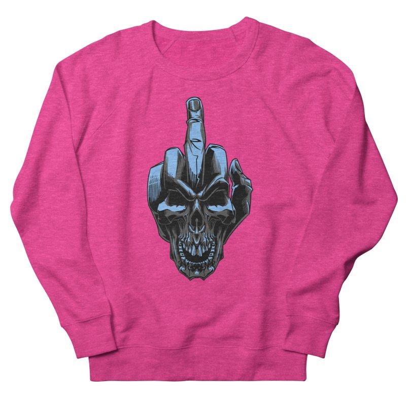 Skull Fuck Men's Sweatshirt by fishark's Artist Shop