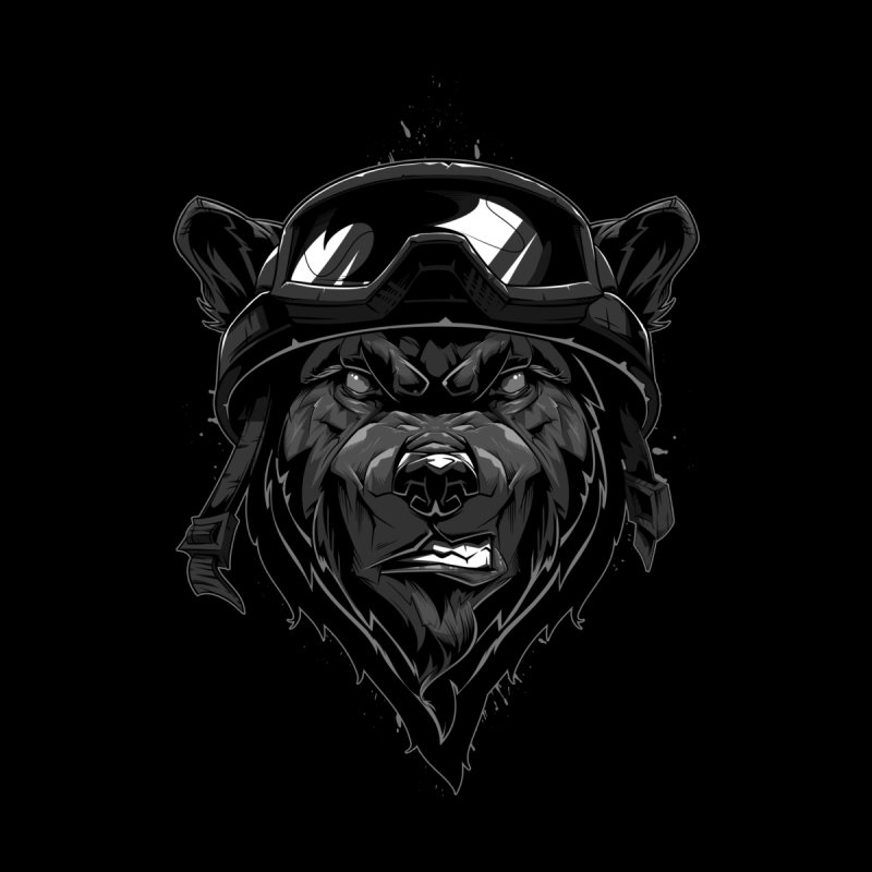 Bear by fishark's Artist Shop