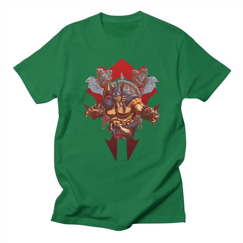 Rexxar War Craft Women's Regular Unisex T-Shirt by fishark's Artist Shop
