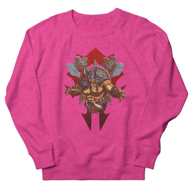 Rexxar War Craft Men's Sweatshirt by fishark's Artist Shop