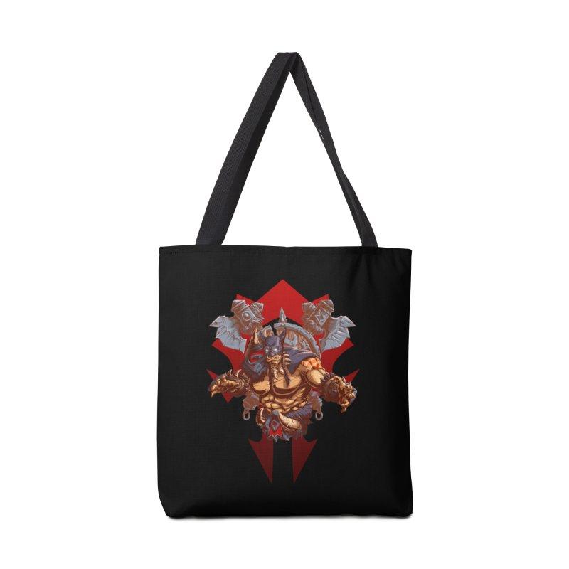 Rexxar War Craft Accessories Bag by fishark's Artist Shop