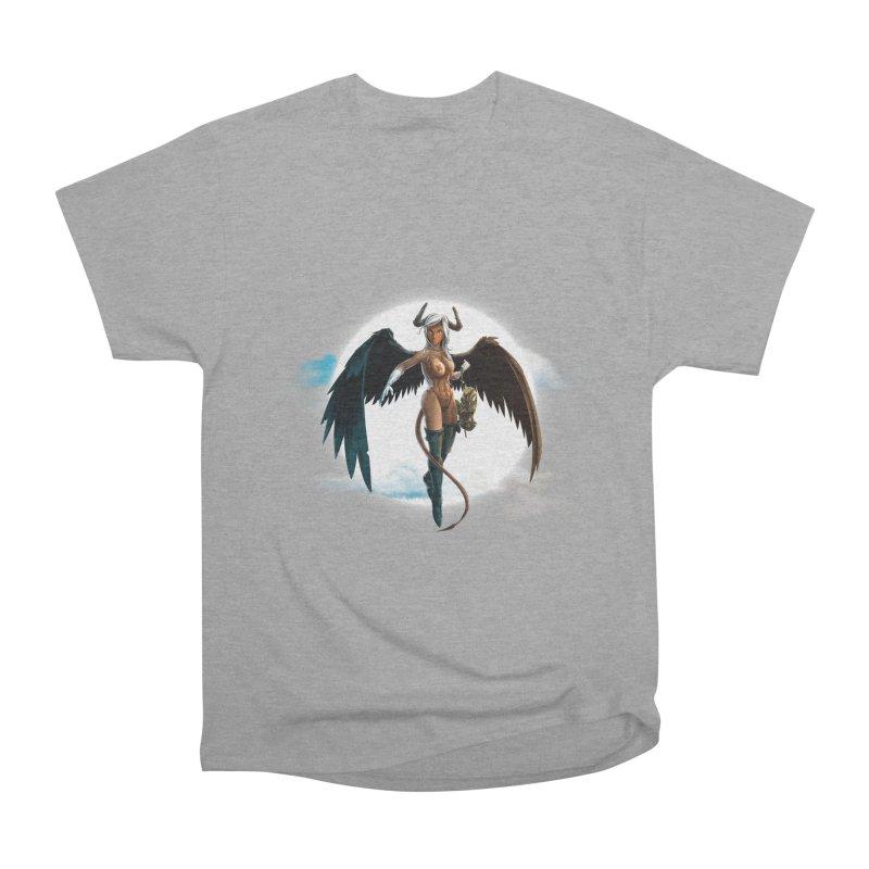 Succub Men's Heavyweight T-Shirt by fishark's Artist Shop