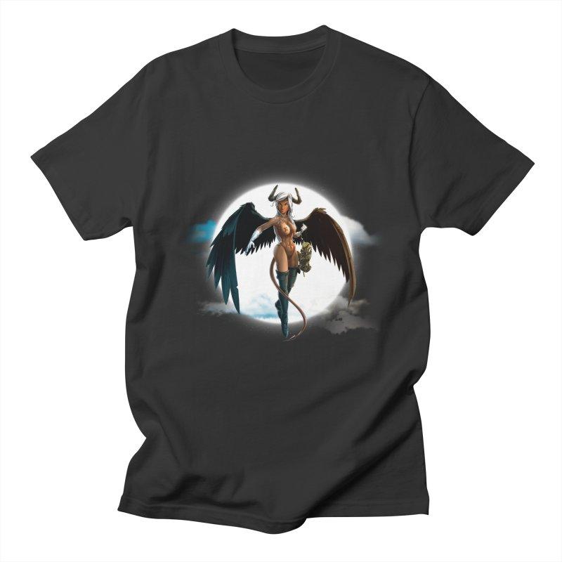 Succub Women's Regular Unisex T-Shirt by fishark's Artist Shop