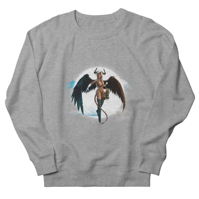 Succub Men's Sweatshirt by fishark's Artist Shop