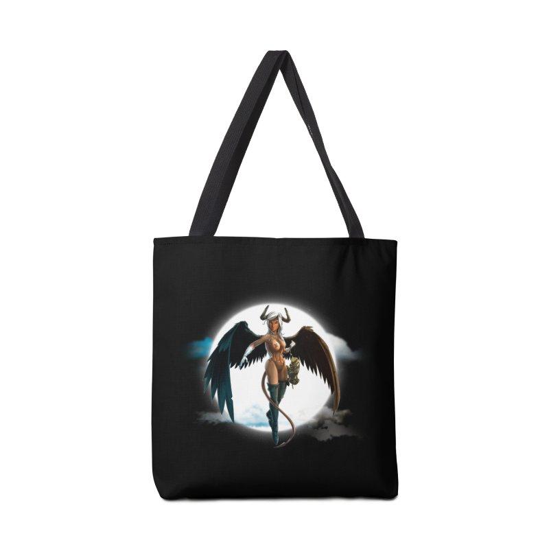 Succub Accessories Bag by fishark's Artist Shop