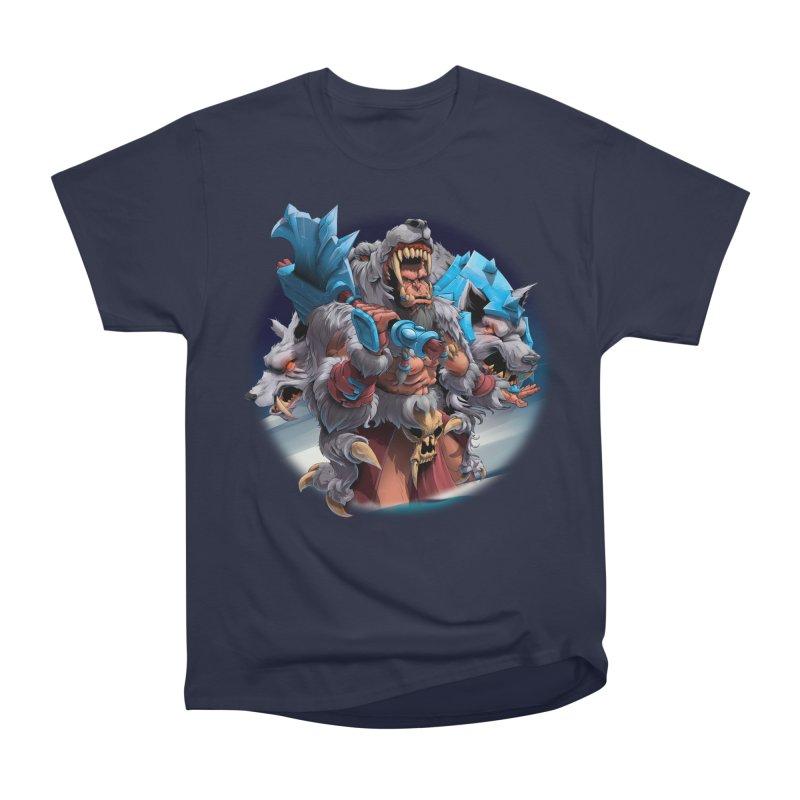 Durotan WarCraft Women's Heavyweight Unisex T-Shirt by fishark's Artist Shop