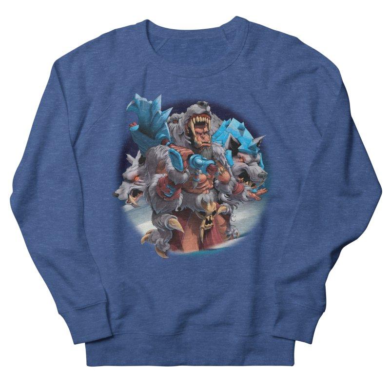 Durotan WarCraft Women's French Terry Sweatshirt by fishark's Artist Shop