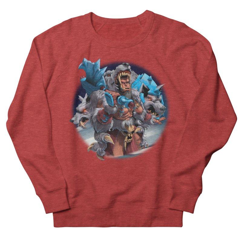 Durotan WarCraft Women's Sweatshirt by fishark's Artist Shop