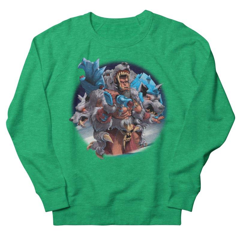 Durotan WarCraft Men's French Terry Sweatshirt by fishark's Artist Shop