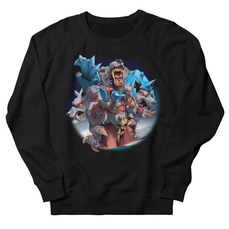 Durotan WarCraft Men's Sweatshirt by fishark's Artist Shop