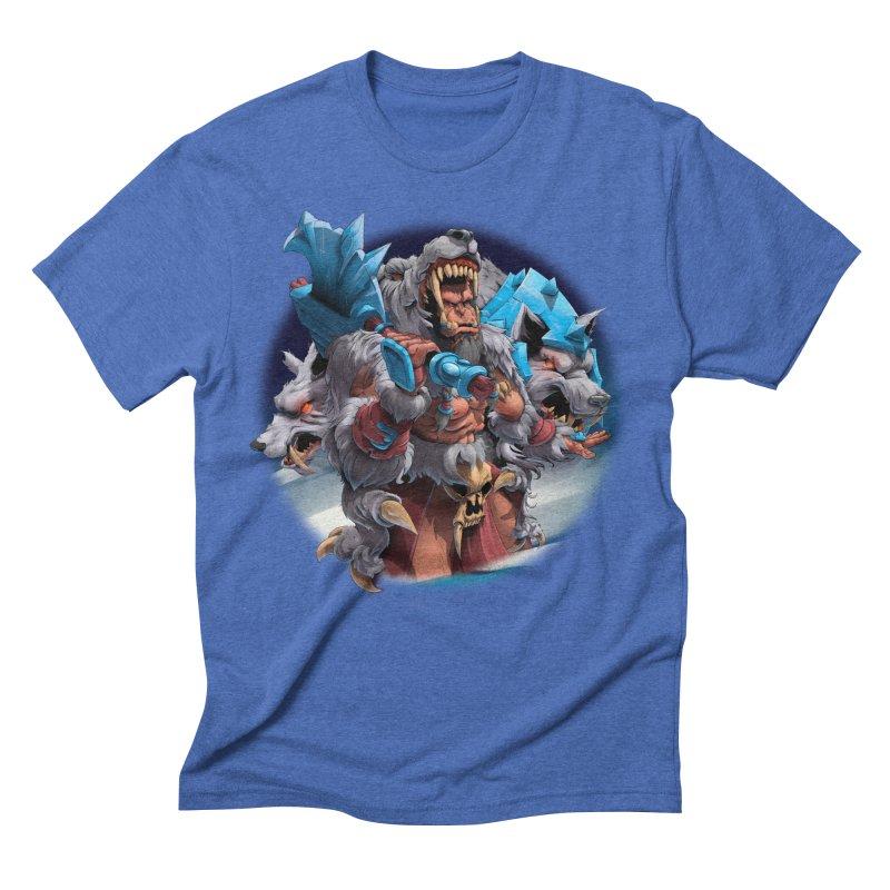 Durotan WarCraft Men's Triblend T-Shirt by fishark's Artist Shop