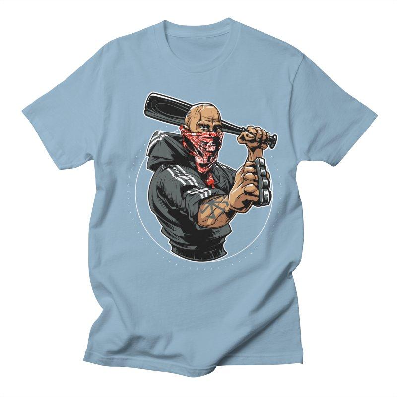 Bandit Women's Regular Unisex T-Shirt by fishark's Artist Shop