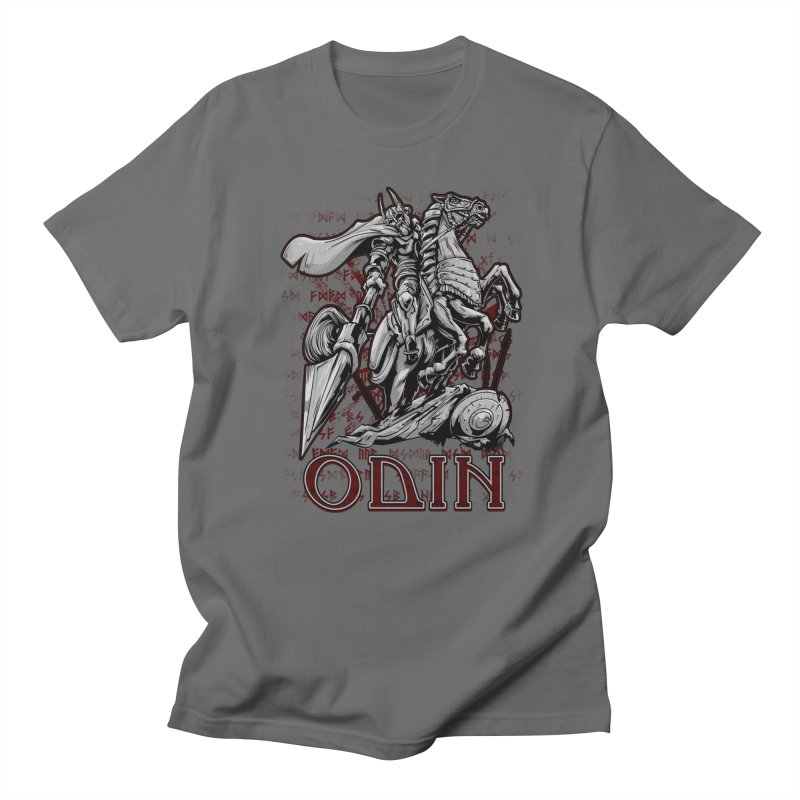 Odin Men's T-Shirt by fishark's Artist Shop