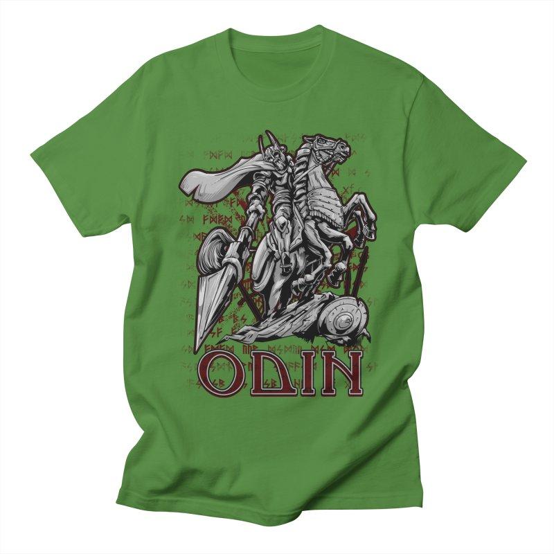 Odin Women's Regular Unisex T-Shirt by fishark's Artist Shop
