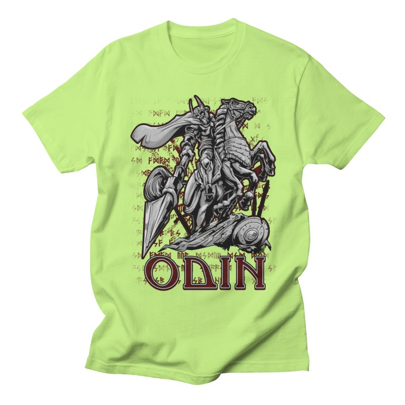 Odin Men's T-Shirt by fishark's Artist Shop