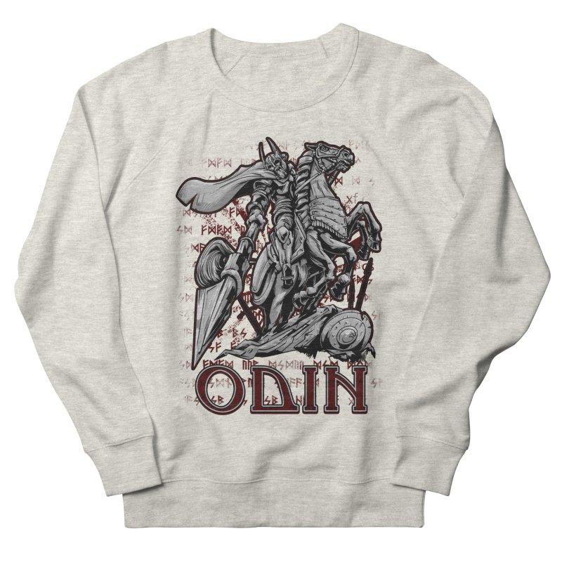 Odin Women's Sweatshirt by fishark's Artist Shop