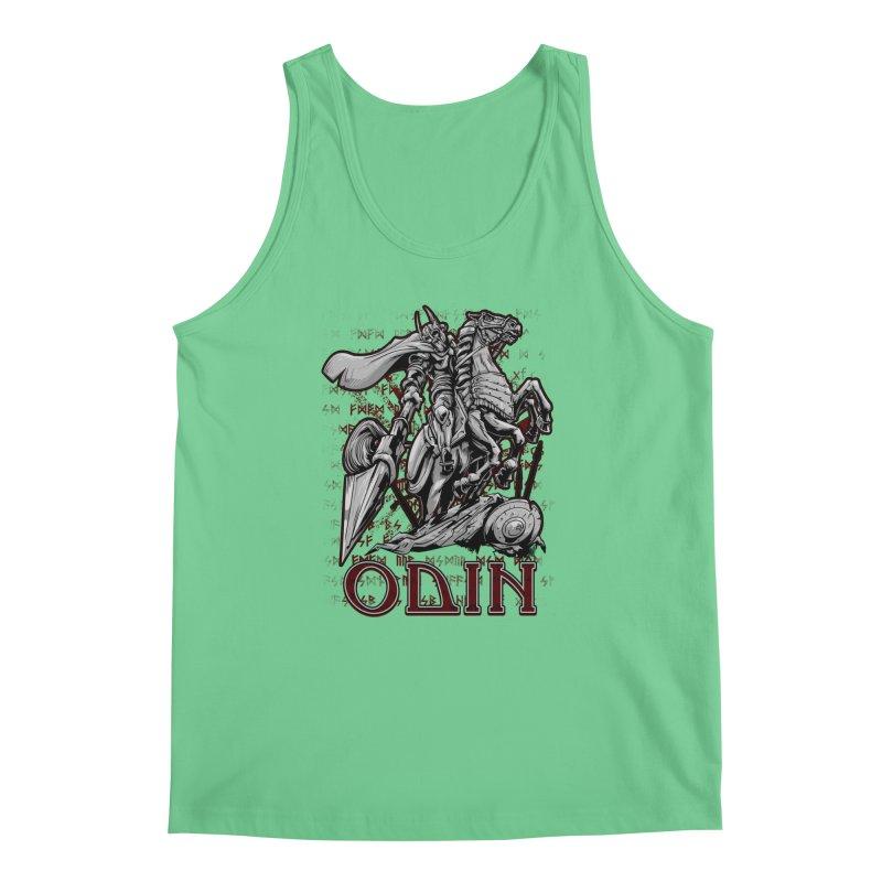 Odin Men's Tank by fishark's Artist Shop