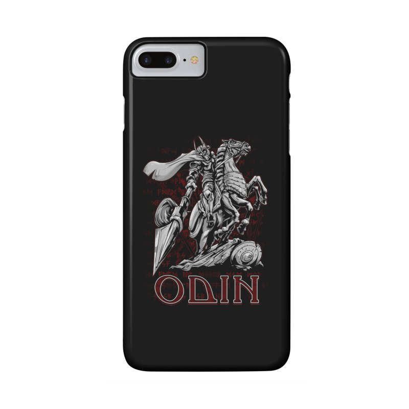 Odin Accessories Phone Case by fishark's Artist Shop