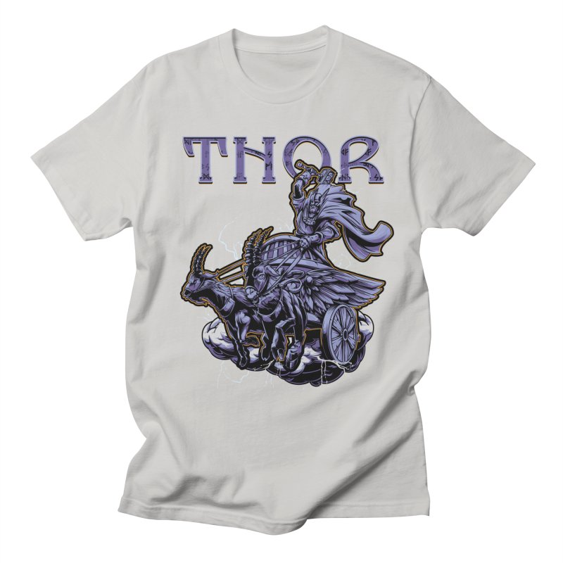 Thor Men's Regular T-Shirt by fishark's Artist Shop