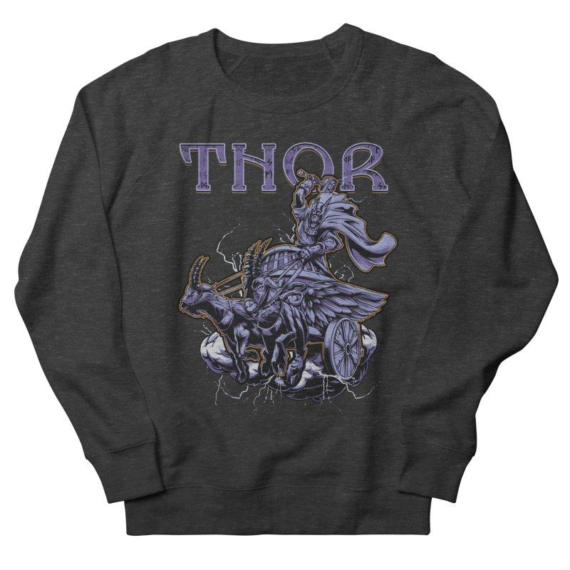 Thor Women's Sweatshirt by fishark's Artist Shop