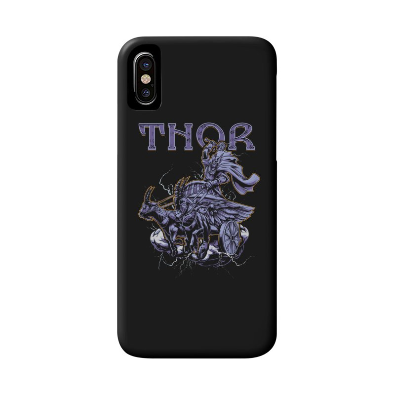 Thor Accessories Phone Case by fishark's Artist Shop