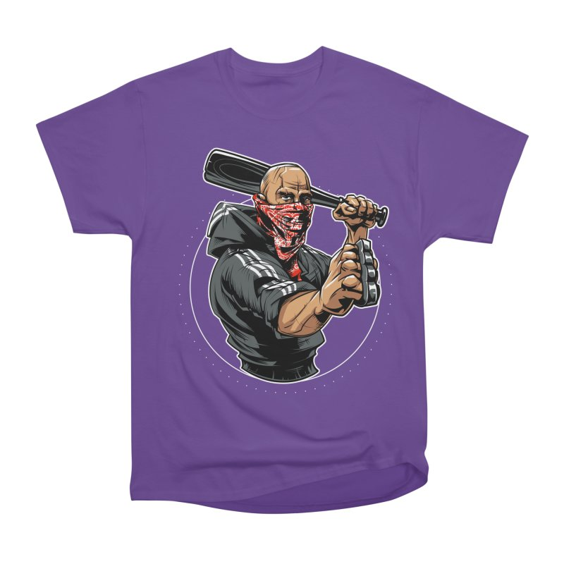 Bandit Men's Heavyweight T-Shirt by fishark's Artist Shop