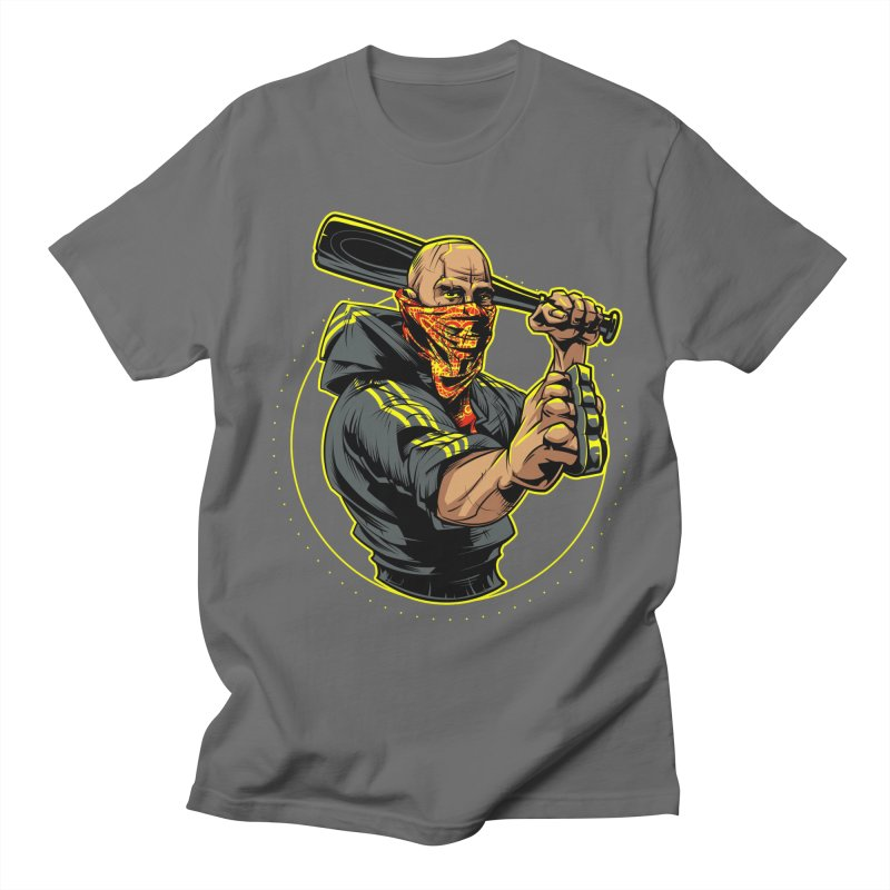 Bandit Men's T-Shirt by fishark's Artist Shop
