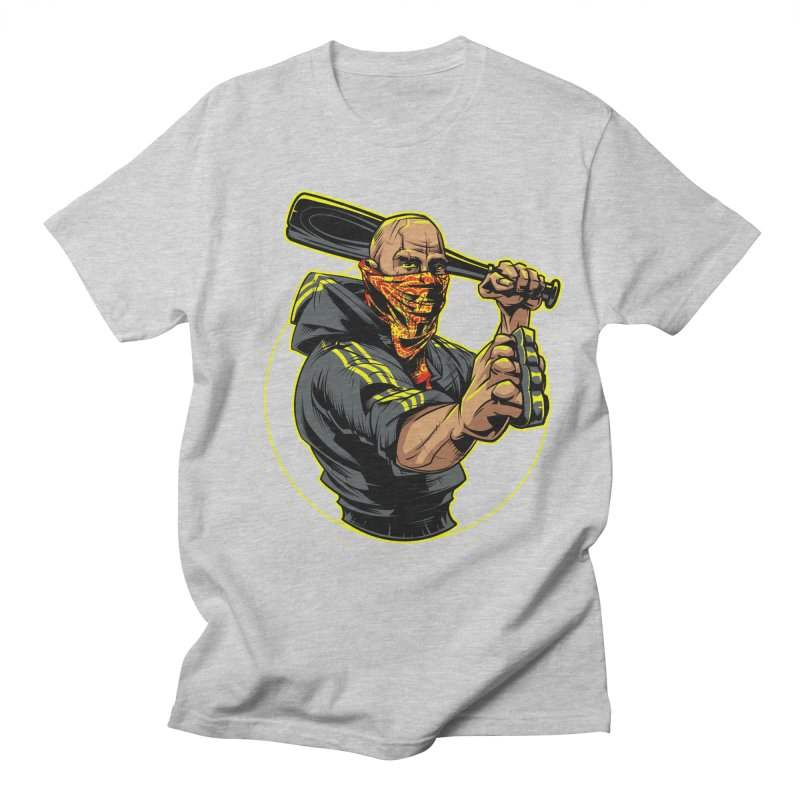 Bandit Men's T-Shirt by fishark's Artist Shop