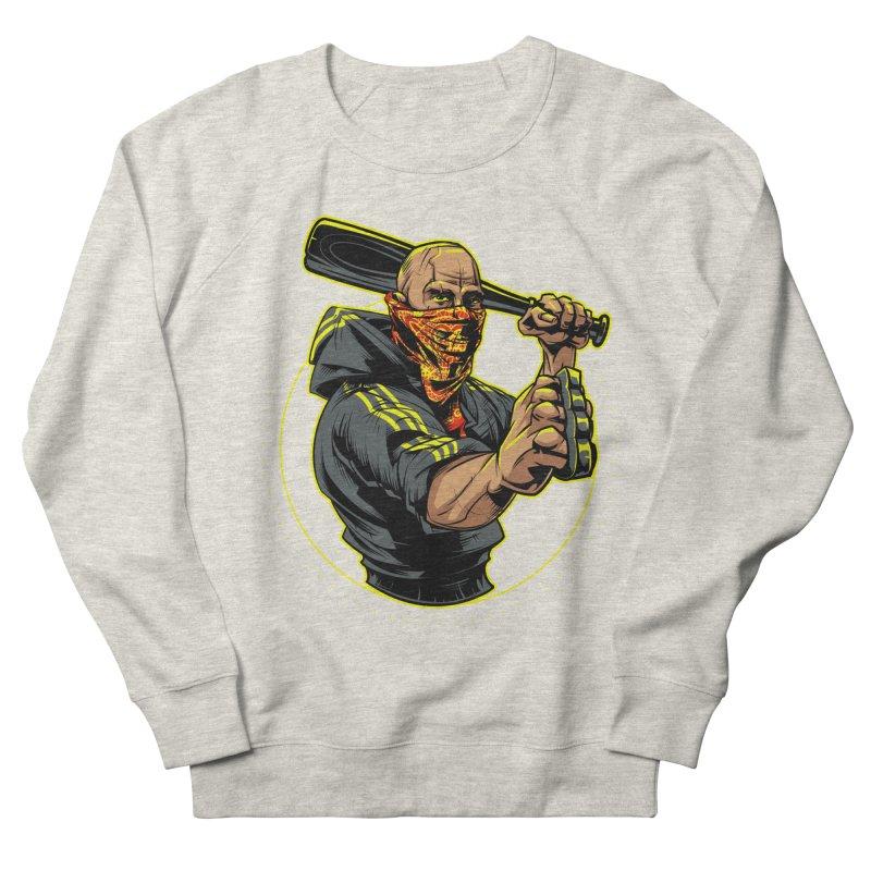 Bandit Women's Sweatshirt by fishark's Artist Shop