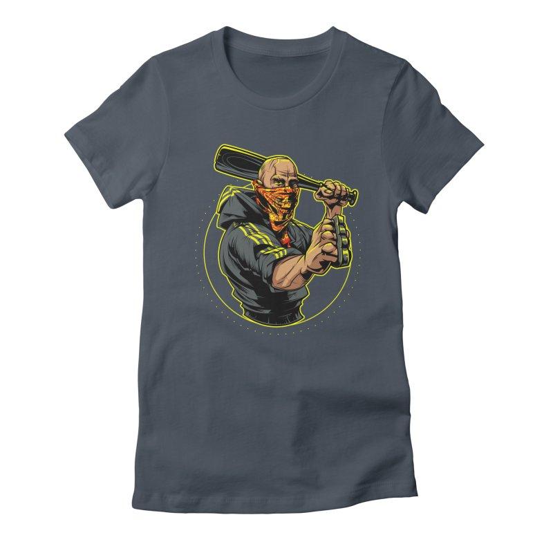Bandit Women's T-Shirt by fishark's Artist Shop