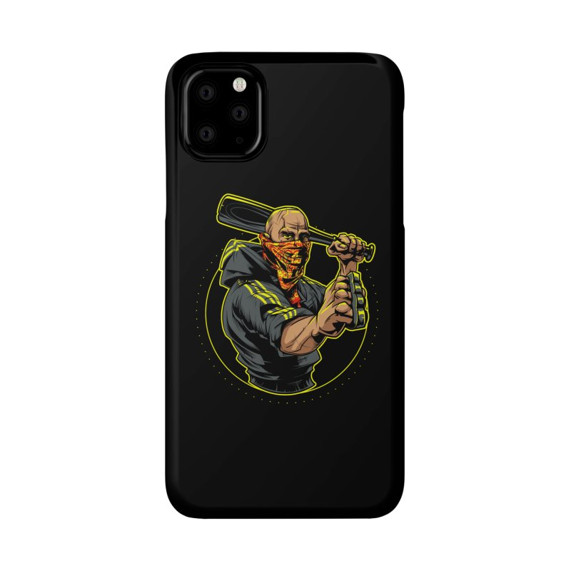 Bandit Accessories Phone Case by fishark's Artist Shop