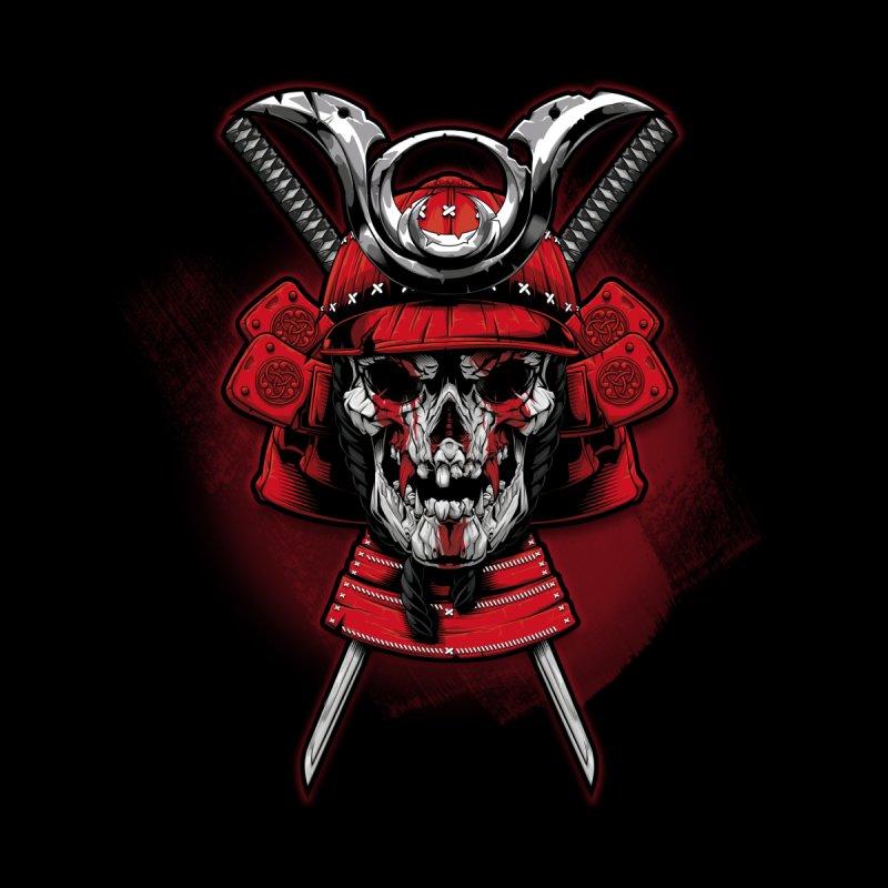 skull samurai by fishark's Artist Shop