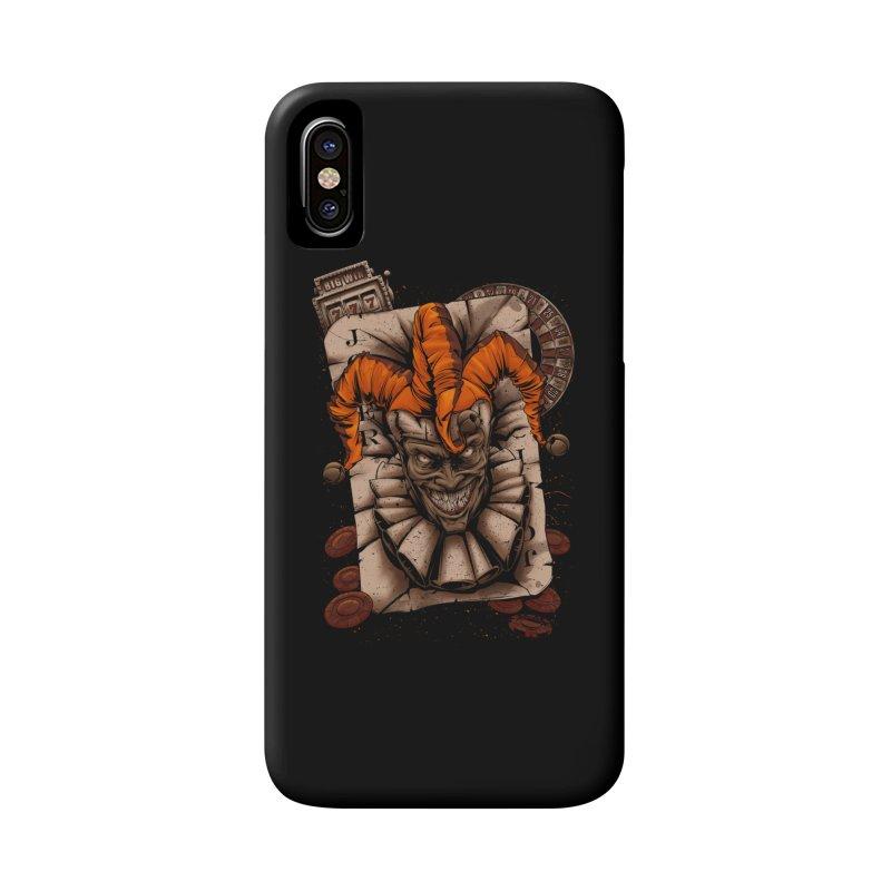 joker Accessories Phone Case by fishark's Artist Shop