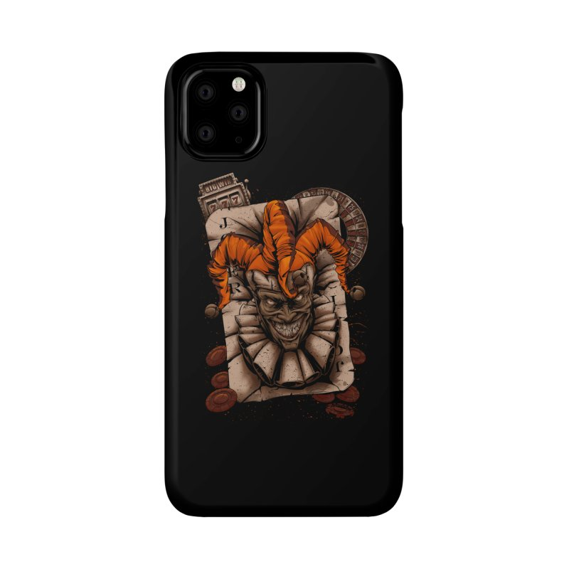joker Accessories Phone Case by fishark's Artist Shop