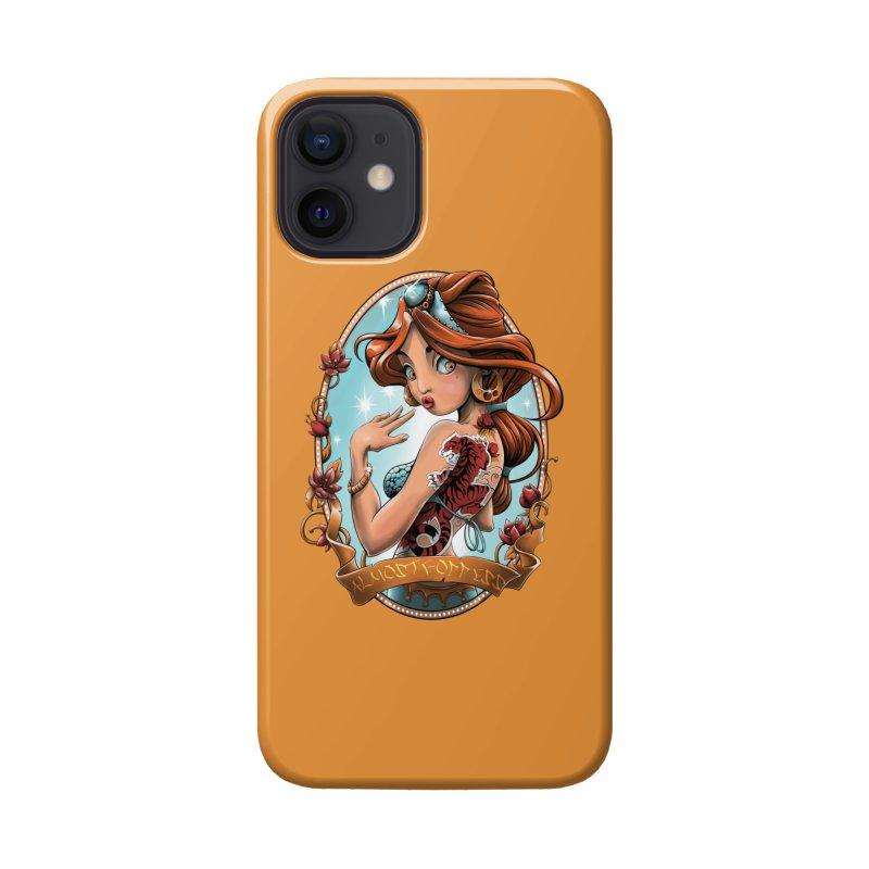 girl Accessories Phone Case by fishark's Artist Shop