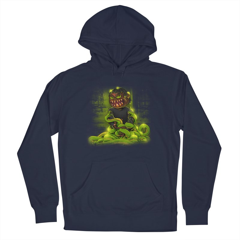 Toxic snakes Men's Pullover Hoody by fishark's Artist Shop