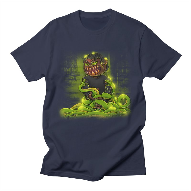 Toxic snakes Women's Regular Unisex T-Shirt by fishark's Artist Shop