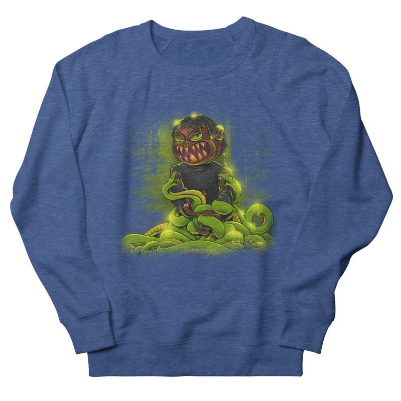 Toxic snakes Men's Sweatshirt by fishark's Artist Shop
