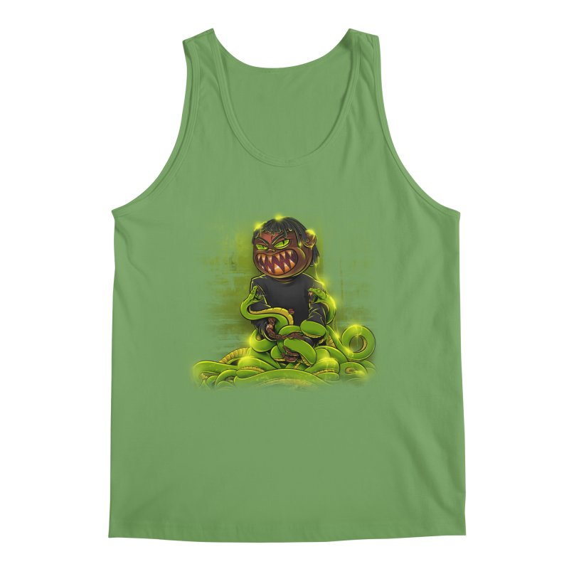 Toxic snakes Men's Tank by fishark's Artist Shop