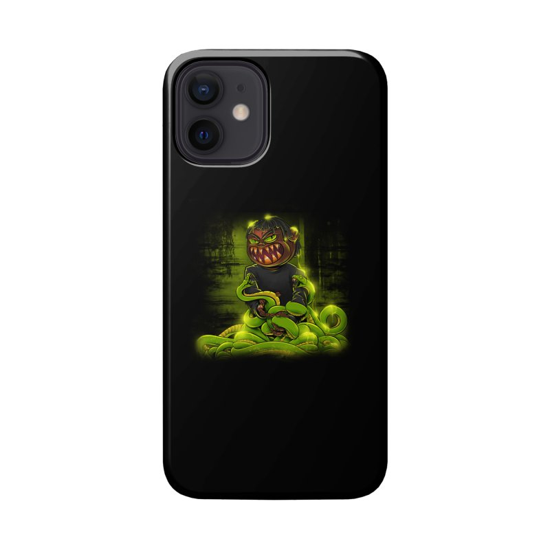 Toxic snakes Accessories Phone Case by fishark's Artist Shop