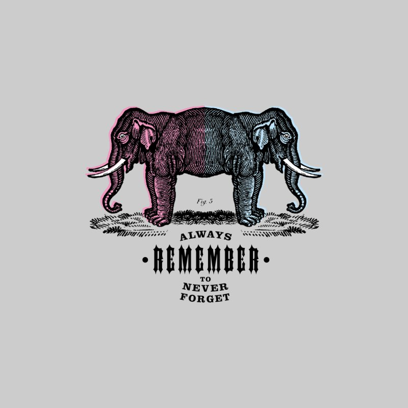 REMEMBER by fishaufdesign's Artist Shop