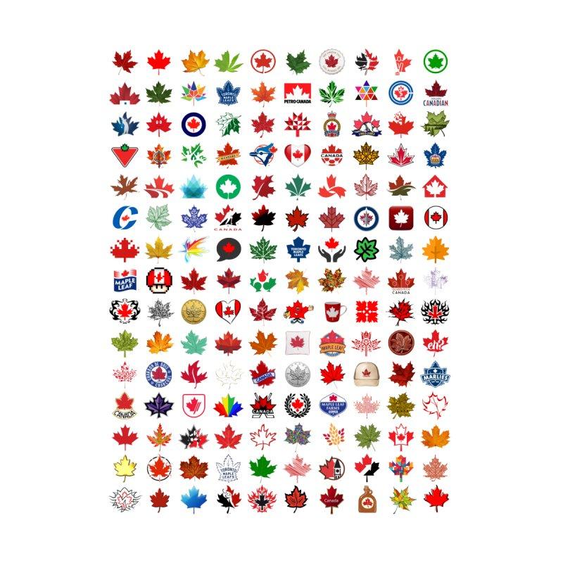 CANADA 150 by fishaufdesign's Artist Shop