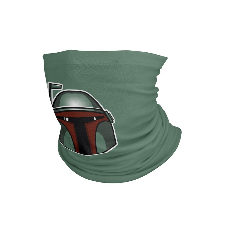 Boba Helmet Accessories Neck Gaiter by Fishbiscuit Designs
