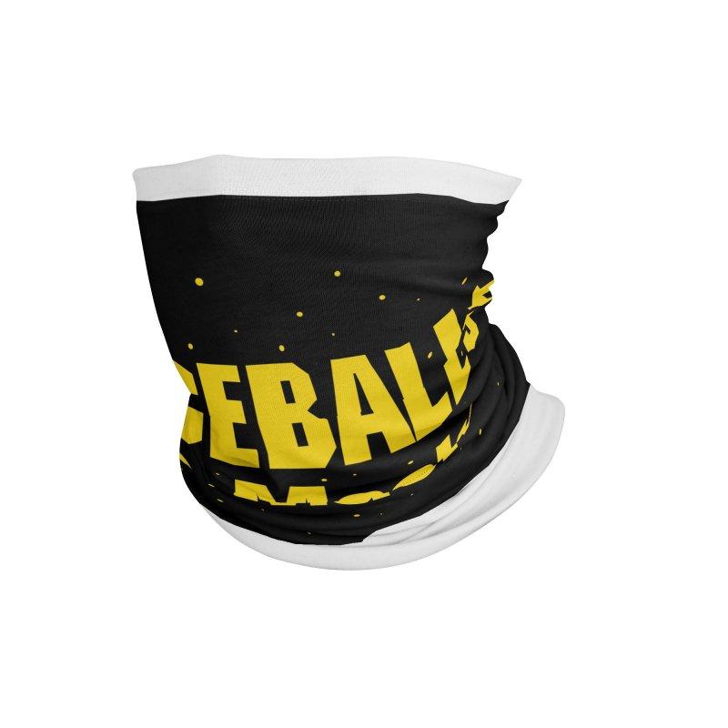 Spaceballs the Mask Accessories Neck Gaiter by Fishbiscuit Designs