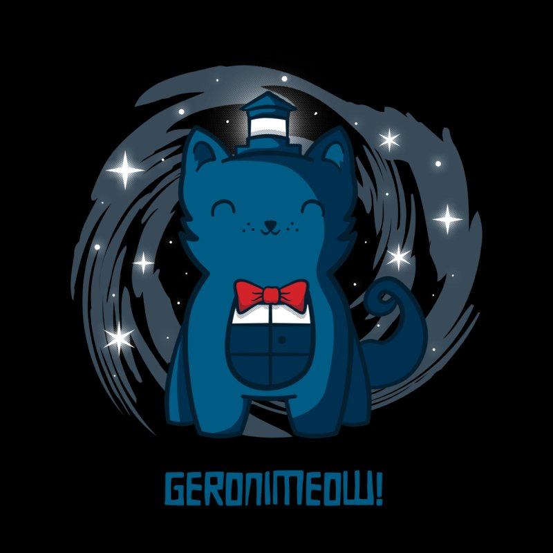 Geronimeow None  by fishbiscuit's Artist Shop